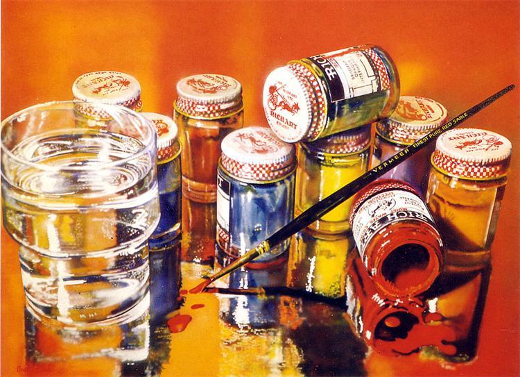 Rich Art, 1973 - Audrey Flack
