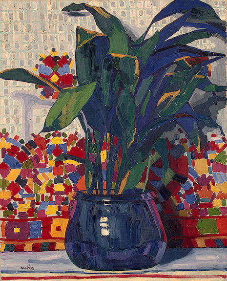 Flowers auguste herbin encyclopedia of for Auguste herbin
