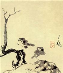 Two Birds - Bada Shanren