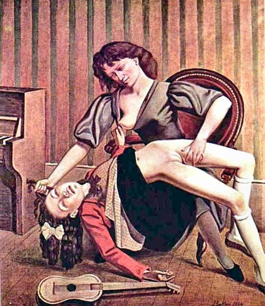 Guitar lesson - Balthus