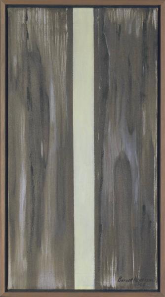 Moment, 1946 - Барнетт Ньюмен