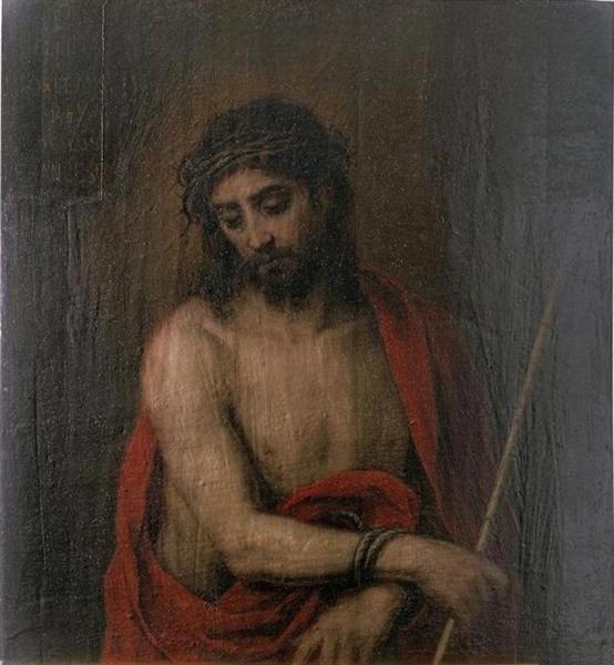Ecce Homo, c.1672 - c.1678 - Bartolome Esteban Murillo