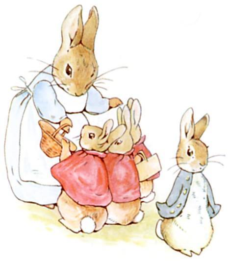 Peter-rabbit - 碧雅翠絲·波特