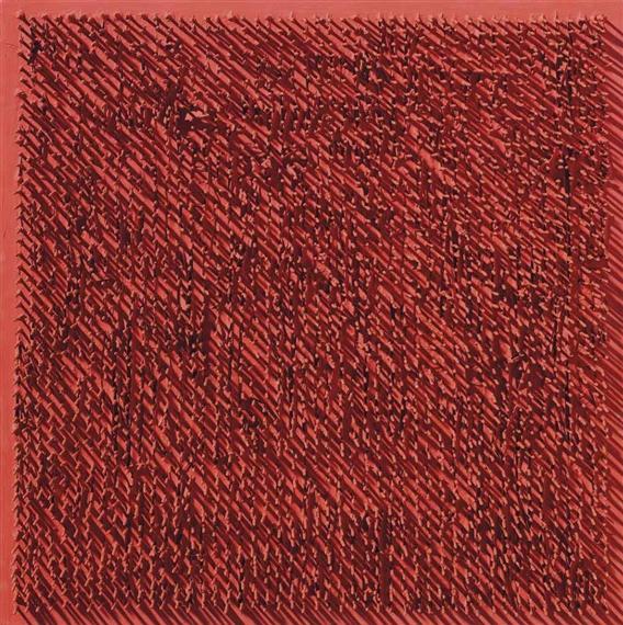 Clous, 1969 - Bernard Aubertin