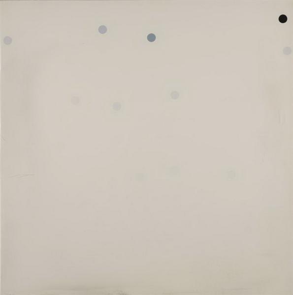 Print 9, 1967 - Bernard Cohen