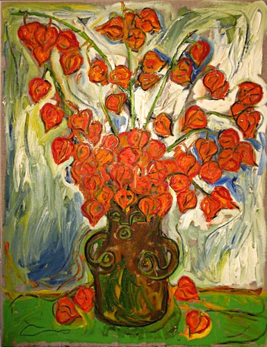 Chinese Lanterns, c.2005 - Billy Childish