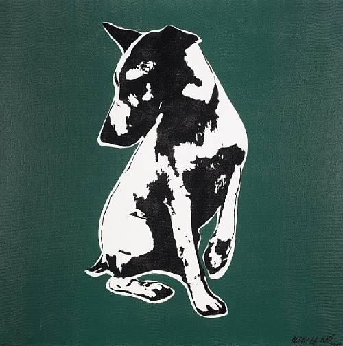 His Master's Voiceless (Green), 2007 - Блек ле Рат
