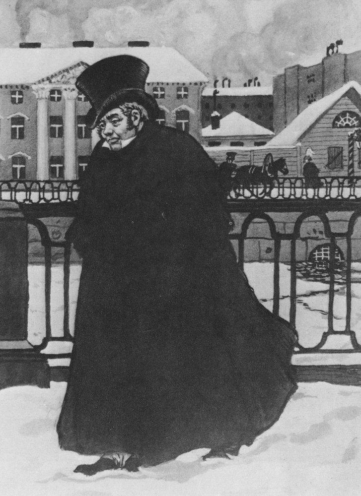 Overcoat by gogol