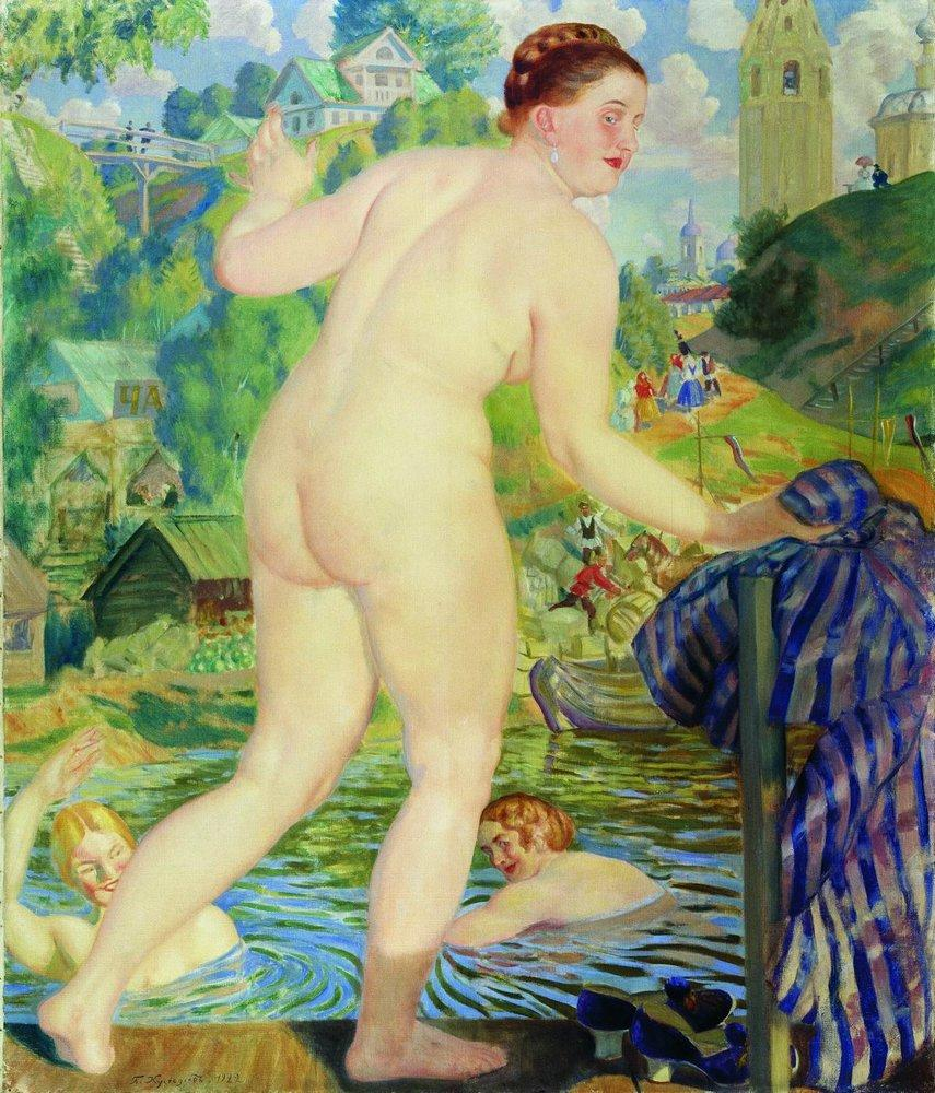 http://uploads6.wikipaintings.org/images/boris-kustodiev/bather-1922.jpg