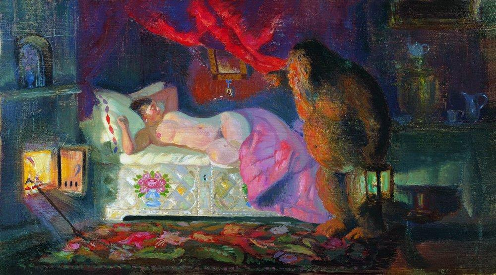 http://uploads6.wikipaintings.org/images/boris-kustodiev/the-merchant-wife-and-the-domovoi-1922.jpg