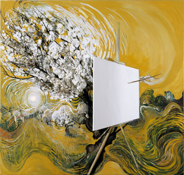 The Blossom Tree, 1982 - Brett Whiteley