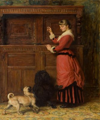 Cupboard Love, 1882