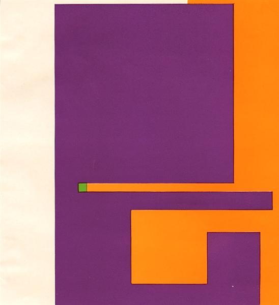 Untitled, 1957 - Bruno Munari