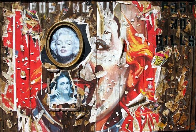 Bonjour Marilyn, 2009 - Burhan Dogancay