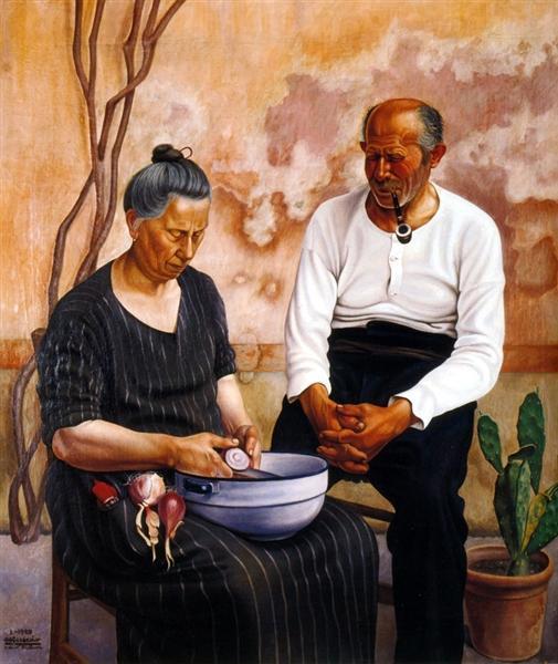 Le lacrime della cipolla, 1929 - Cagnaccio di San Pietro