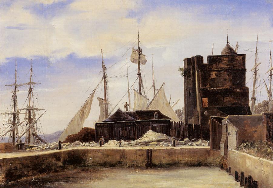 Old Wharf 7