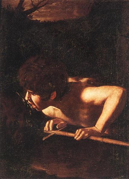 John the Baptist, 1608 - Caravaggio