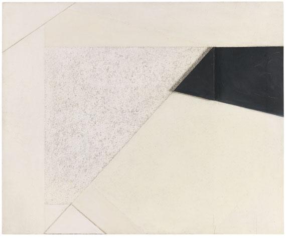 Bild mit schwarzem Keil, 1931