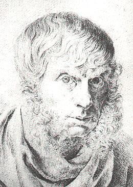 Self Portrait - Friedrich Caspar David