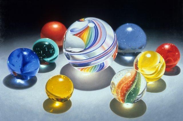 Kandy Kane Rainbow, 1994 - Charles Bell