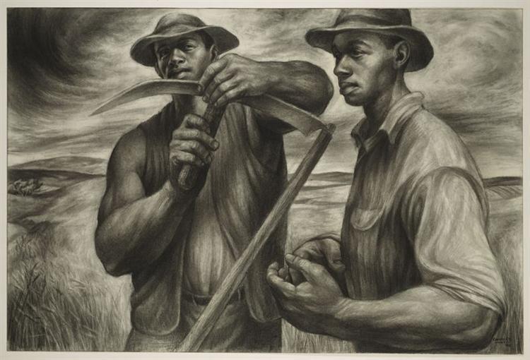 Harvest Talk - Charles Wilbert White