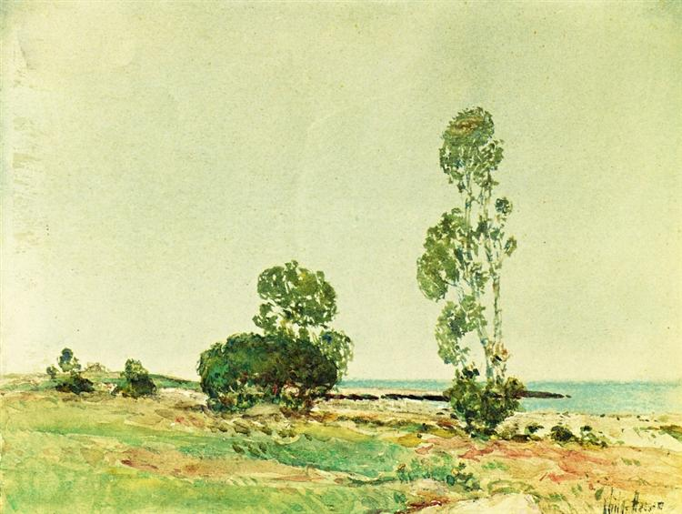 East Hampton, 1916 - Childe Hassam