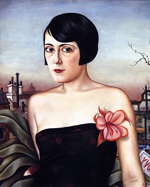 Maika, 1929 - Christian Schad