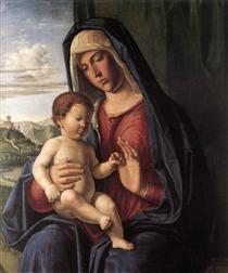 Madonna and Child - Cima da Conegliano