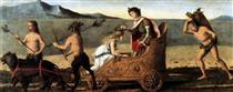 The Marriage of Bacchus and Ariadne - Cima da Conegliano
