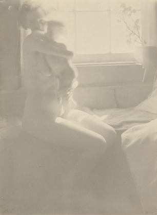 Mother and Child - Clarence White