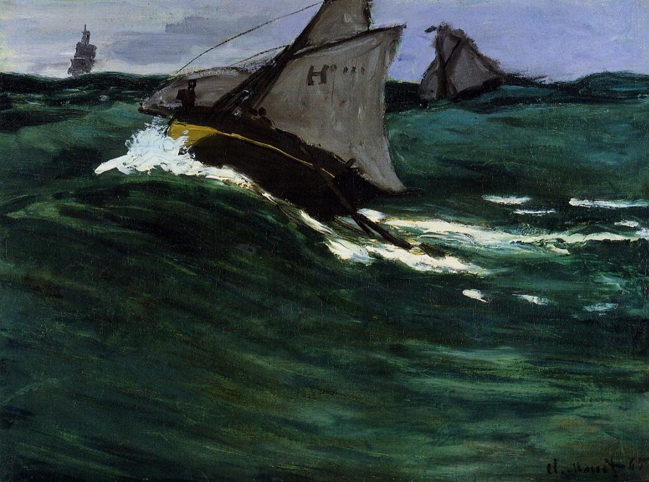 The Green Wave, 1866