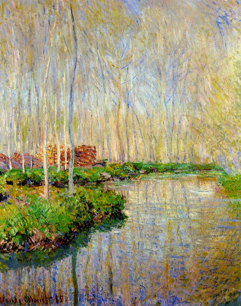 Claude Mo Impressionism Paintings