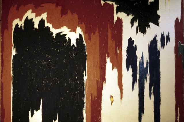 PH-1023, 1976 - Clyfford Still