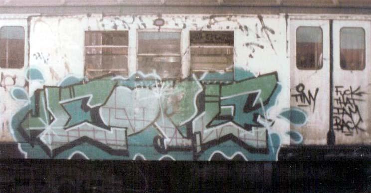 Piece, 1984 - Cope2