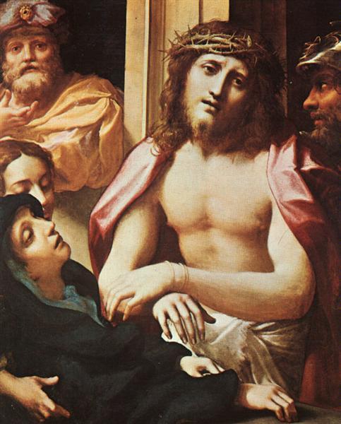 Christ Presented to the People (Ecce Homo), c.1525 - c.1530 - Correggio