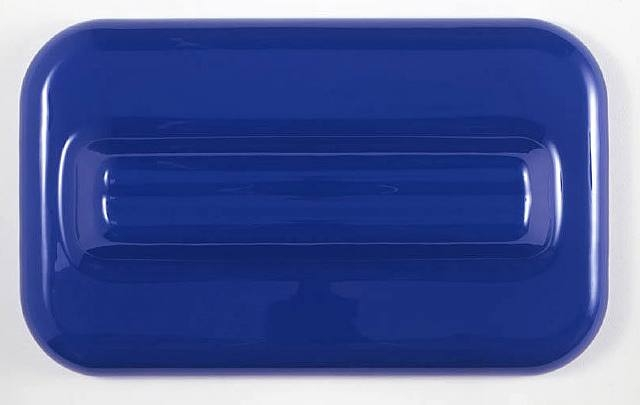 Untitled (Blue Wall Relief), 1968 - Крейг Кауфманн