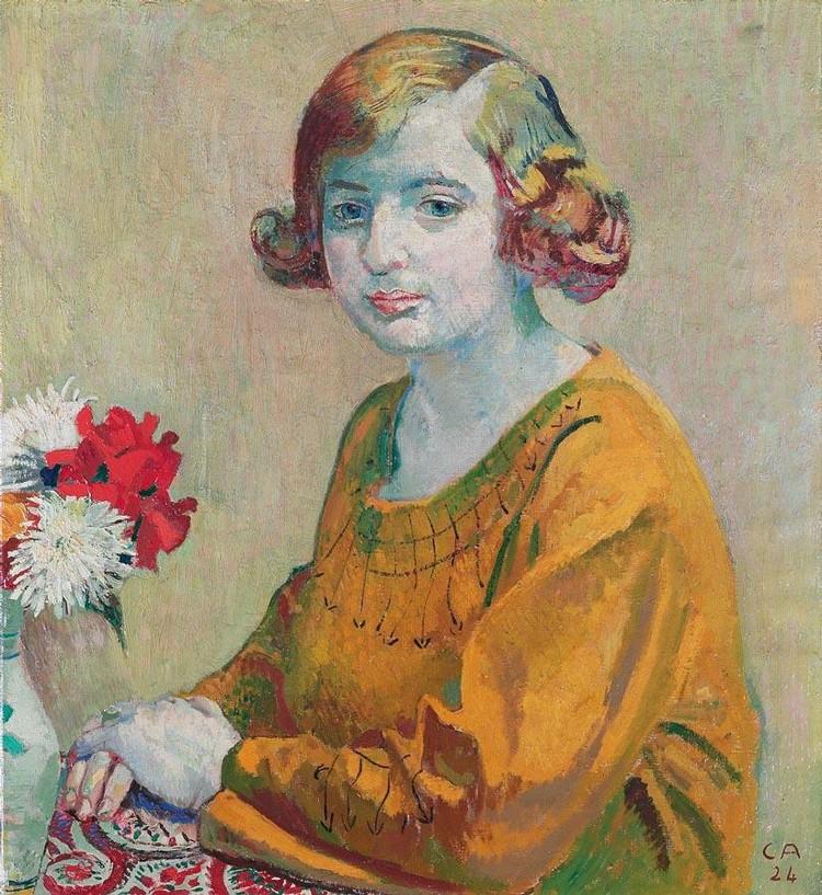 Lucie Meyer, 1924