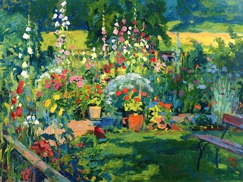 Portrait of a Garden, 1949