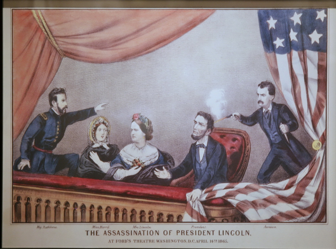 the factors that led to the assassination of abraham lincoln From here a second door led to lincoln's box there is evidence that, earlier in the day wikimedia commons has media related to assassination of abraham lincoln.