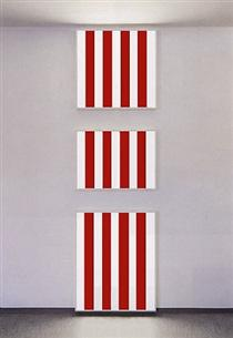 Photo-souvenir: Three light boxes for one wall - Даниель Бюрен