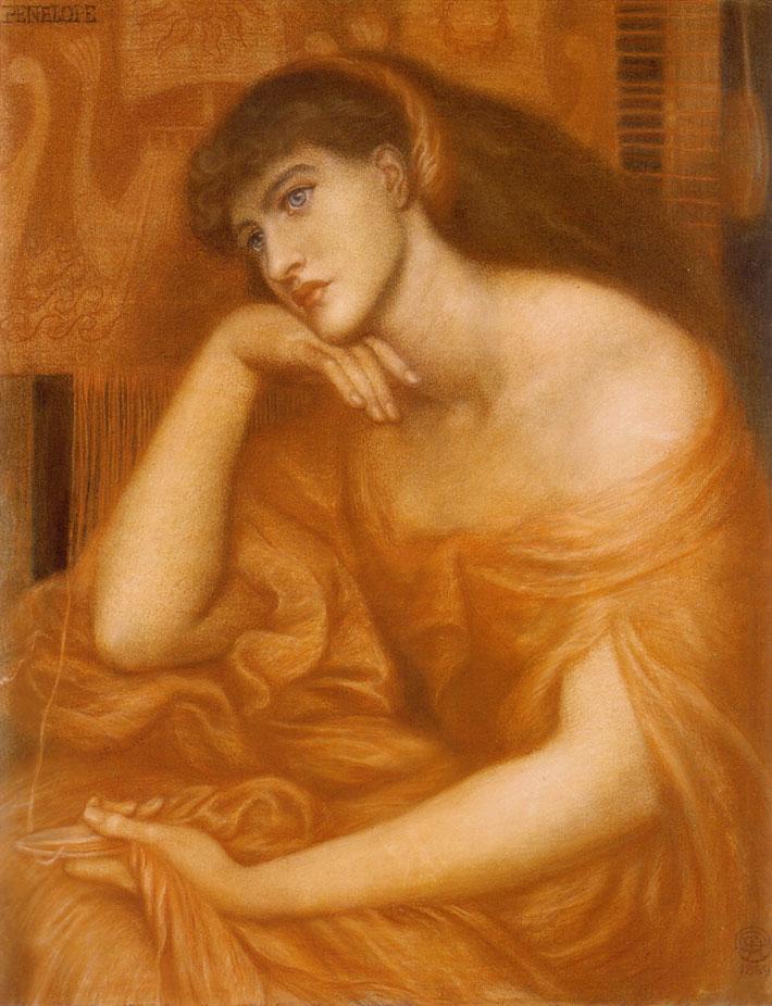 Penelope, 1869