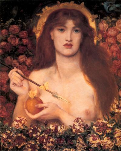 Venus Verticordia - Dante Gabriel Rossetti