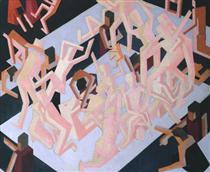 Vision of Ezekiel - David Bomberg