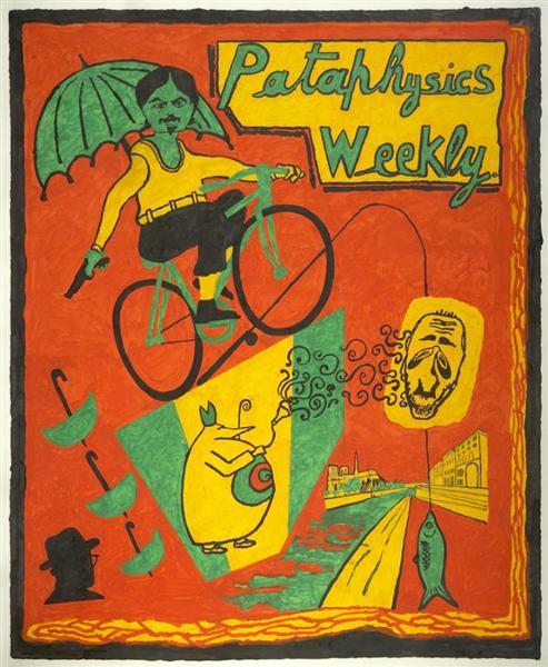 Pataphysics Weekly: From the 'Magazine' series, 2006 - Derek Boshier
