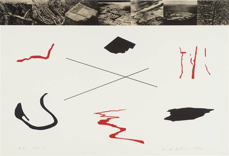 Plan II, 1972 - Derek Boshier