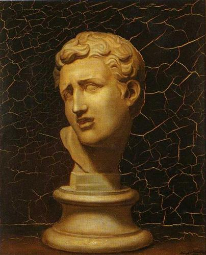 Classical Head - Diego Rivera