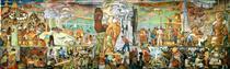 Pan American Unity - Diego Rivera