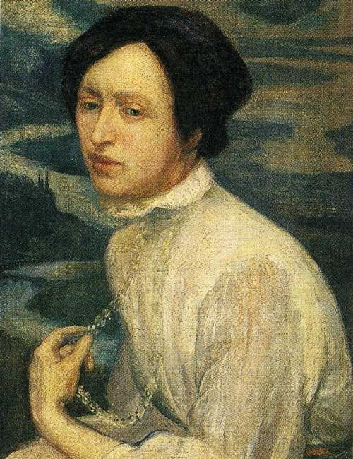 Portrait of Angelina Beloff, 1909