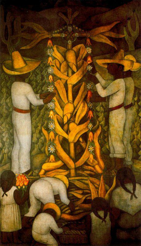 The Maize Festival, 1923-1924