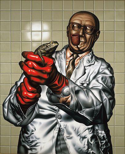 Frog Test, 1983 - Dieter Asmus
